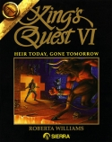 Let's Play King's Quest 6: Heir Today, Gone Tomorrow (SC-88)